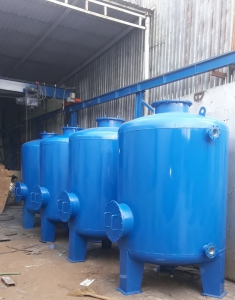 Bồn xử lý nước thải, khí thải 1